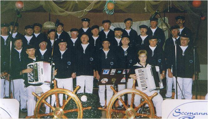 Frühschoppen im Schiefen Stiefel - 22.10.1995
