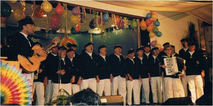 1. Platz bei SUPER-SHOW Harmonie 10.02.1995