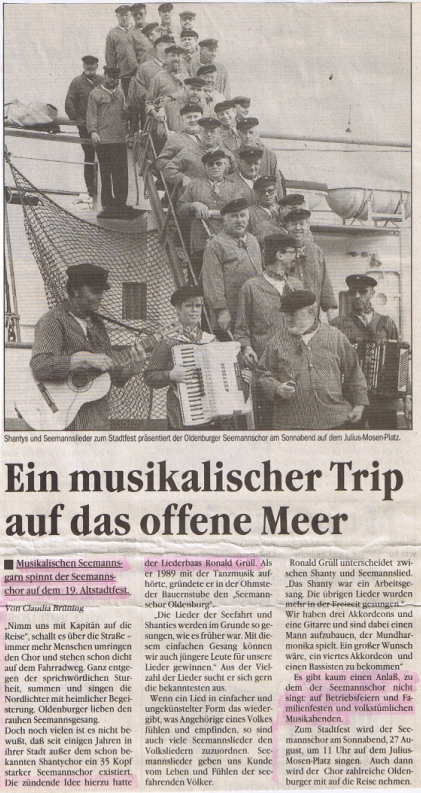 Der Oldenburger - 25.08.1994