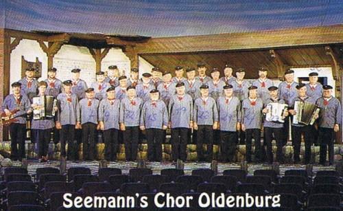 3. Gruppenbild - 28.09.1992 im Schloßtheater