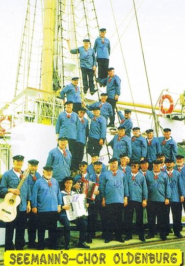 4. Gruppenbild - 26.05.1994 in Elsfleth