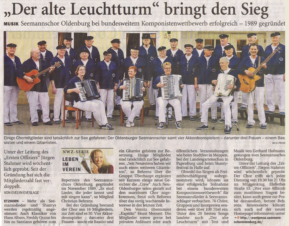 Nordwest-Zeitung - 03.12.2014