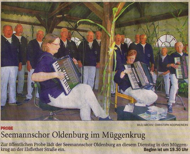 Nordwest-Zeitung - 03.02.2015