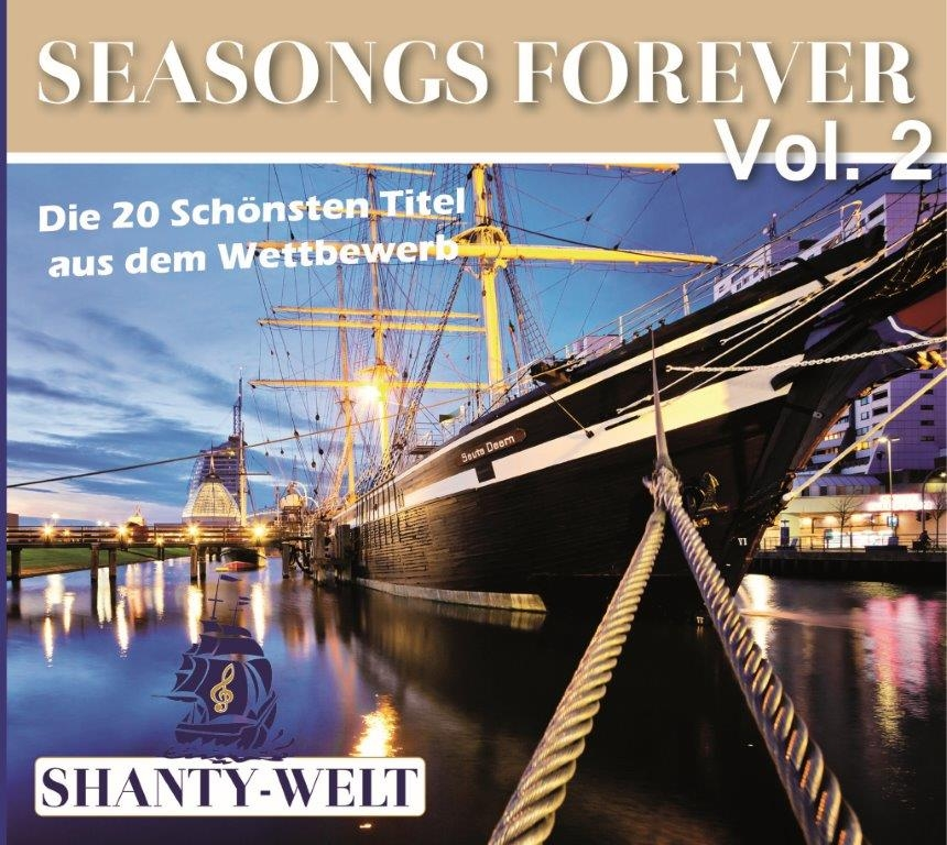 Cover SEASONGS FOREVER -Volume 2-